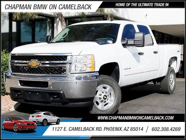 2011 Chevrolet Silverado 2500HD Crew Cab LT 4WD 43420 miles 1127 E Camelback BUY WITH CONFIDENC