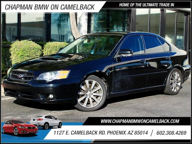 2005 Subaru Legacy 25 GT Ltd 121257 miles 1127 E Camelback BUY WITH CONFIDENCE Chapman B