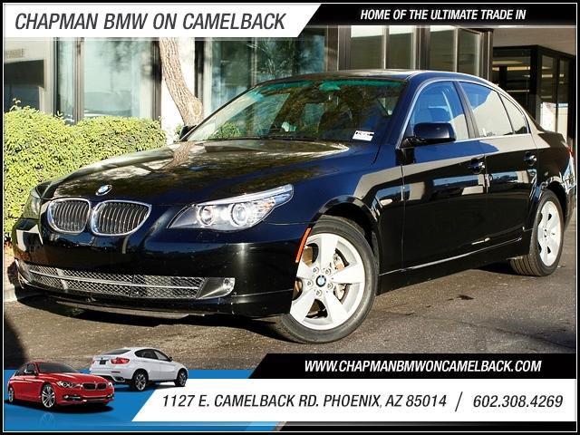 2008 BMW 5-Series 528xi AWD 65963 miles 1127 E Camelback BUY WITH CONFIDENCE Chapman BMW