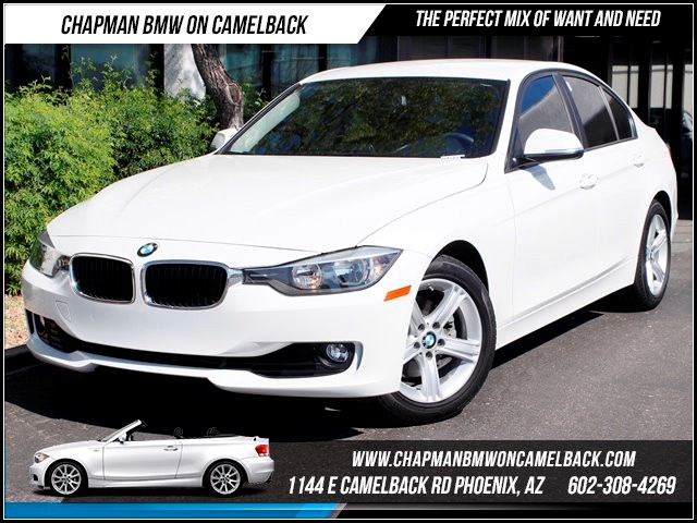 2012 BMW 3-Series Sdn 328i 48708 miles Phone pre-wired for phone Phone wireless data link Bluetoo