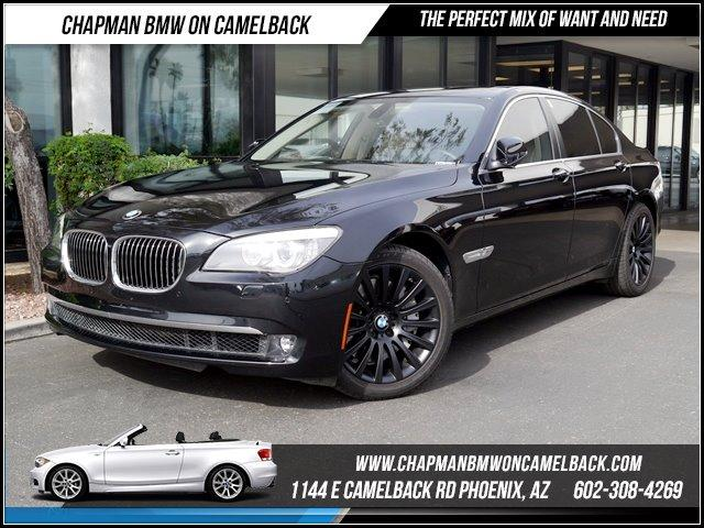 2012 BMW 7-Series 750i xDrive 17893 miles 1144 E CAMELBACK RD March CPO Sales Event All 2011