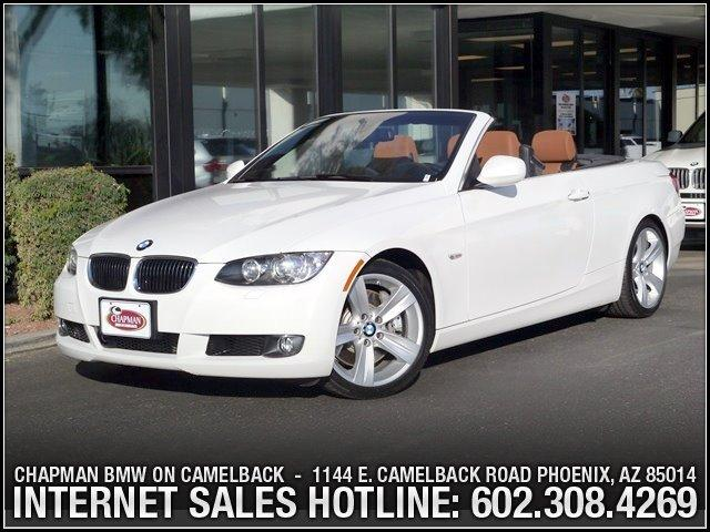 2010 BMW 3-Series Conv 335i PremSport Pkg NAV 21620 miles 6023852286Chapman BMW on Camelback