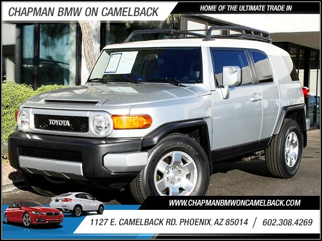 2008 Toyota FJ Cruiser 83419 miles 1127 E Camelback BUY WITH CONFIDENCE Chapman BMW is lo