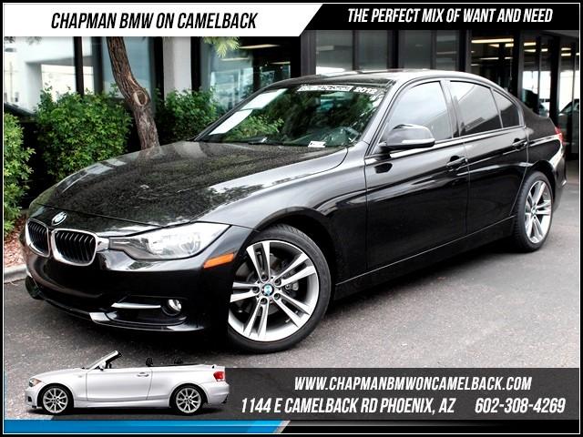 2012 BMW 3-Series Sdn 328i Sport Line Prem Pkg 26201 miles 1144 E Camelback The BMW Certified Ed