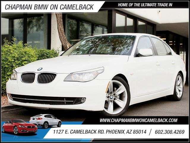 2008 BMW 5-Series 528i 86145 miles 1127 E Camelback BUY WITH CONFIDENCE Chapman BMW is lo