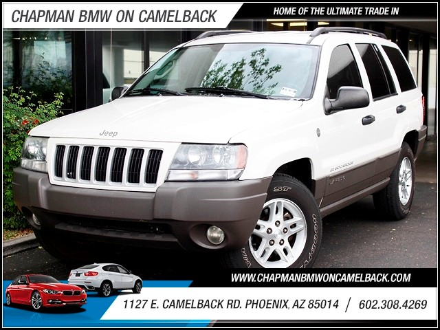 2004 Jeep Grand Cherokee Laredo 79805 miles One Previous Owner V - 8 4-Wheel Drive Well Maintai
