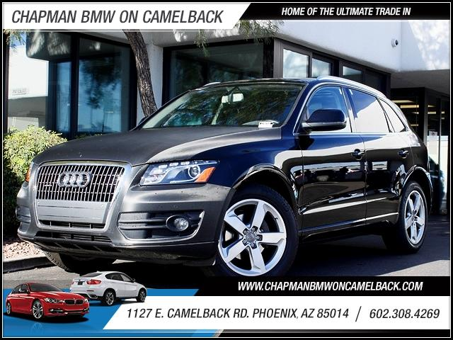 2011 Audi Q5 20T quattro Premium Plus 50352 miles 1127 E Camelback BUY WITH CONFIDENCE C
