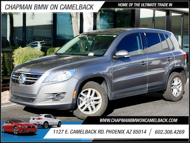 2011 Volkswagen Tiguan 49728 miles 1127 E Camelback BUY WITH CONFIDENCE Chapman BMW is lo
