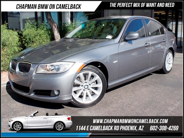 2011 BMW 3-Series Sdn 328i 41584 miles 1144 E Camelback The BMW Certified Edge Sales Event If
