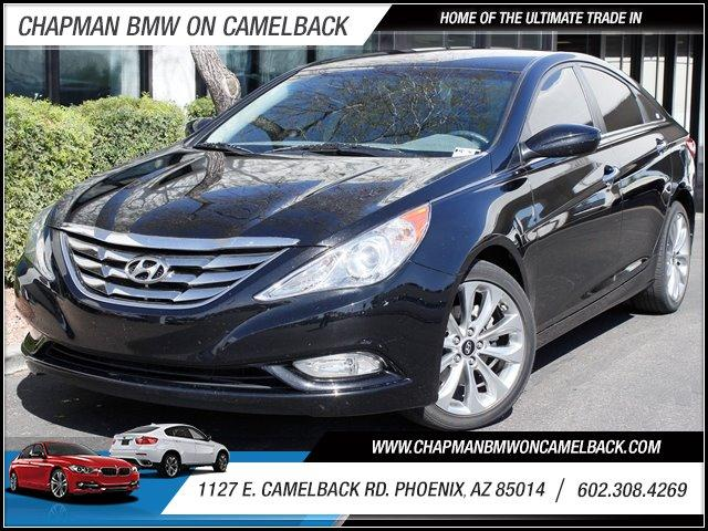 2011 Hyundai Sonata 24L 61982 miles 1127 E Camelback BUY WITH CONFIDENCE Chapman BMW is