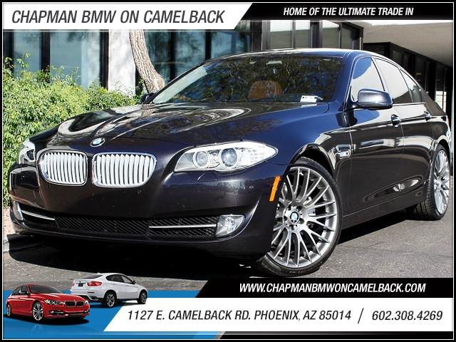 2011 BMW 5-Series 550i 47137 miles 1144 E CAMELBACK RD Over 150 Certified Pre Owned BMWS in sto