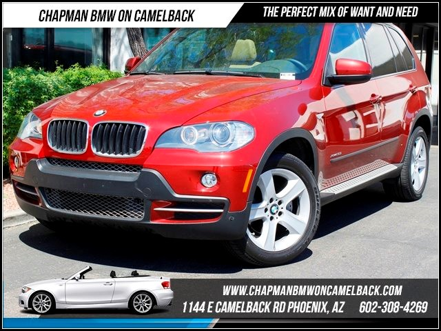 2010 BMW X5 xDrive30i Prem Sport NAV 47317 miles 1144 E Camelback Chapman BMW on Camelback in Ph