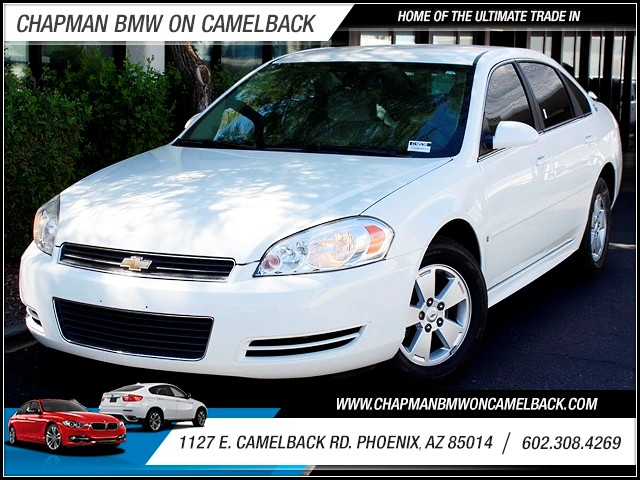 2009 Chevrolet Impala LT 79087 miles 1127 E Camelback BUY WITH CONFIDENCE Chapman BMW Use