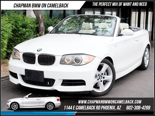 2008 BMW 1-Series 135i 50391 miles Premium Package Cold Weather Package Xenon Headlights IPod a