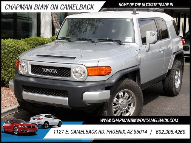 2007 Toyota FJ Cruiser 4WD 79256 miles 1127 E Camelback BUY WITH CONFIDENCE Chapman BMW i