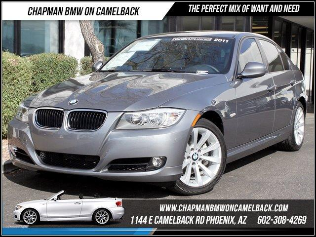 2011 BMW 3-Series Sdn 328i 4993 miles 1144 E Camelback Rd CERTIFIED BMW SALE Chapman BMW on Ca