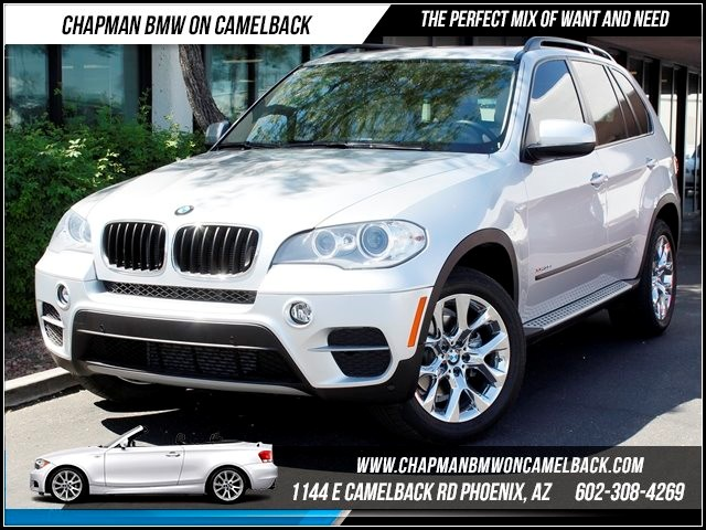 2012 BMW X5 35i AWD NAV 43327 miles 1144 E Camelback Chapman BMW on Camelback in Phoenix is the