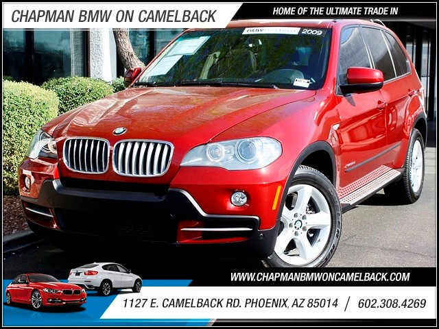 2009 BMW X5 xDrive35d 64647 miles Premium Package Premium Sound Package Technology Package Pano