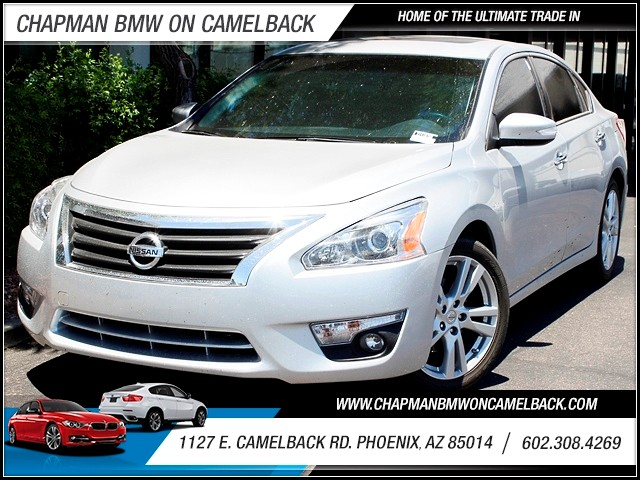 2013 Nissan Altima 35 SL 26665 miles 1127 E Camelback BUY WITH CONFIDENCE Chapman BMW Us
