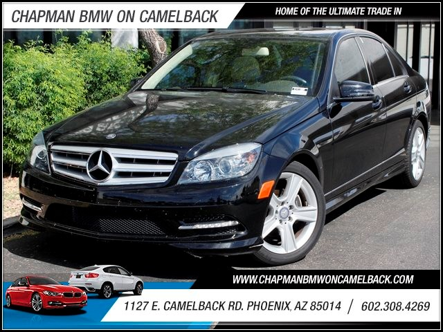 2011 Mercedes C-Class C300 Sport 44029 miles One Owner Regularly Serviced Premium Package 1 Pho