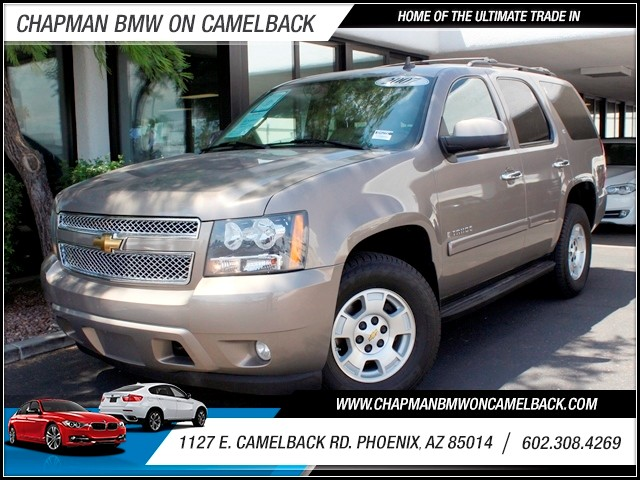2007 Chevrolet Tahoe LT 87921 miles 1127 E Camelback BUY WITH CONFIDENCE Chapman BMW Used