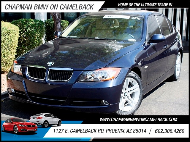 2008 BMW 3-Series Sdn 328i 52093 miles 1127 E Camelback Rd Summer Deals are Hot we have the