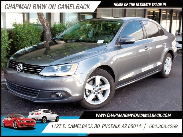 2012 Volkswagen Jetta TDI 41714 miles 1127 E Camelback BUY WITH CONFIDENCE Chapman BMW Us