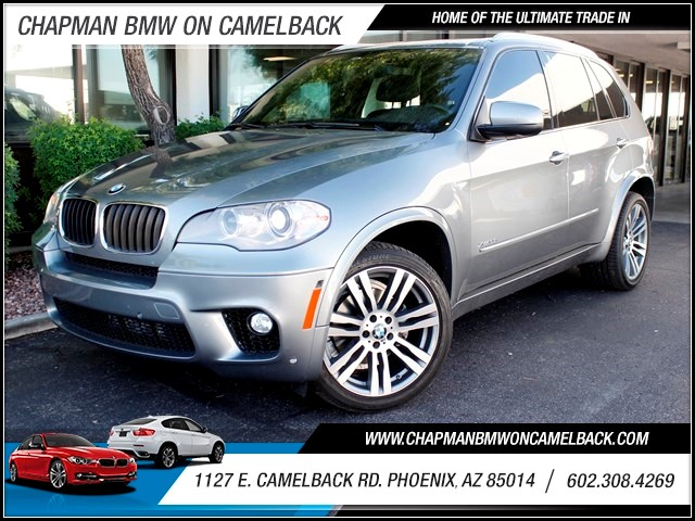2012 BMW X5 xDrive35i Sport Activity 81764 miles 1144 E Camelback The BMW Certified Edge Sales E