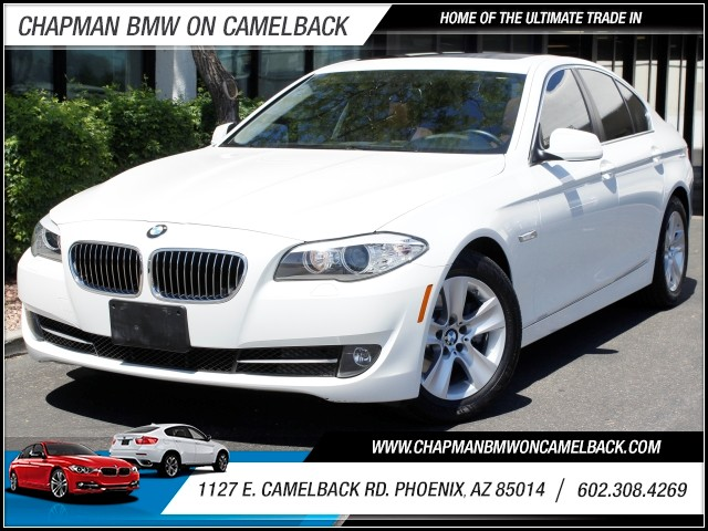 2011 BMW 5-Series 528i 57225 miles 1144 E Camelback The BMW Certified Edge Sales Event If you