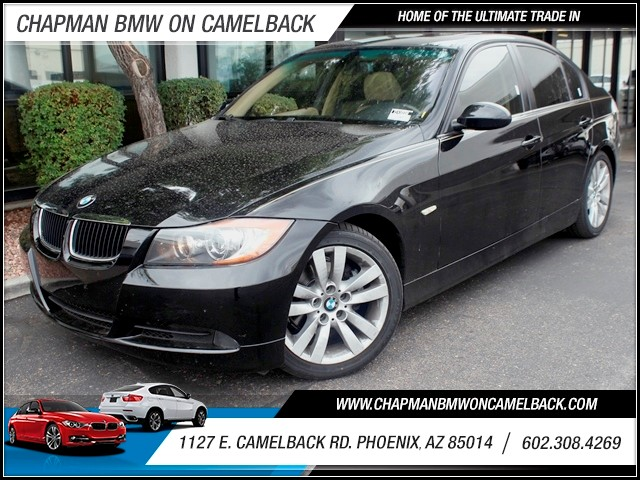 2007 BMW 3-Series 328i 81762 miles Premium Sport Package Sport Package Phone pre-wired for phone