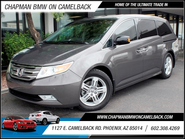 2012 Honda Odyssey Touring 40221 miles 1144 E Camelback The BMW Certified Edge Sales Event If