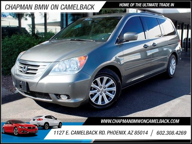 2008 Honda Odyssey Touring wPAX 61374 miles 1127 E Camelback BUY WITH CONFIDENCE Chapman