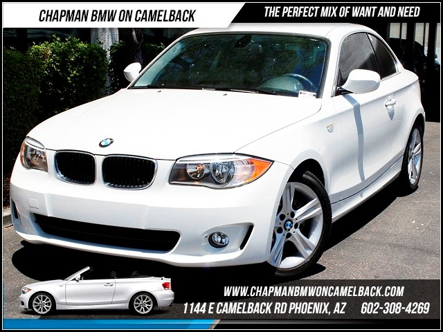 2012 BMW 1-Series 128i 20645 miles 1144 E Camelback Summer is here and the deals are sizzling