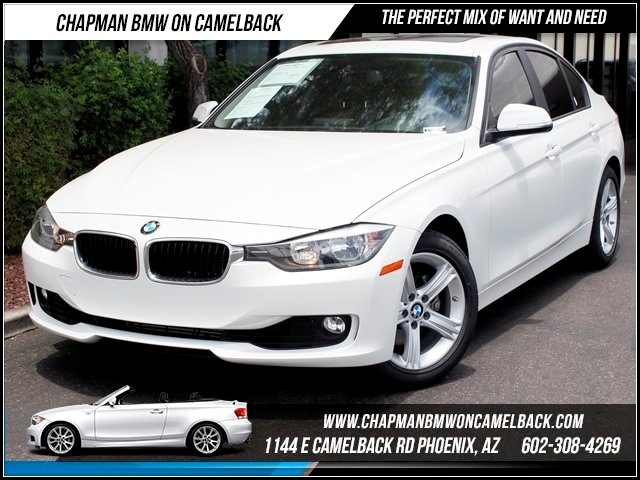 2012 BMW 3-Series Sdn 328i PremTech Pkg 32999 miles 1144 E Camelback Summer is here and the dea