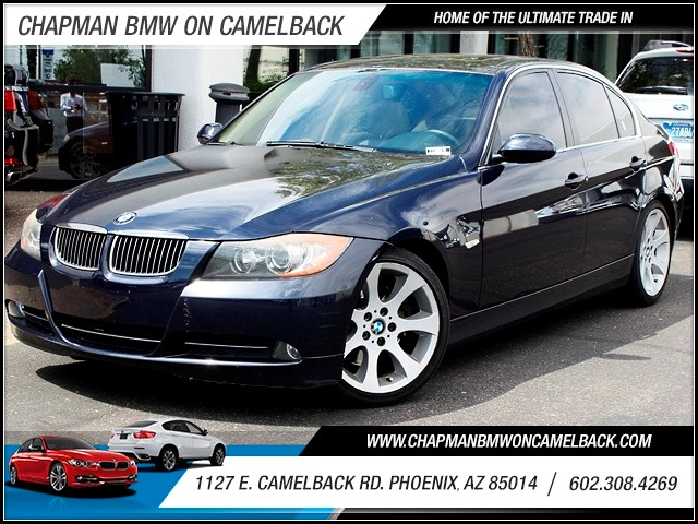 2006 BMW 3-Series Sdn 330i 82778 miles Moonroof MP3 Multifunction Steering Wheel Phone pre-wire