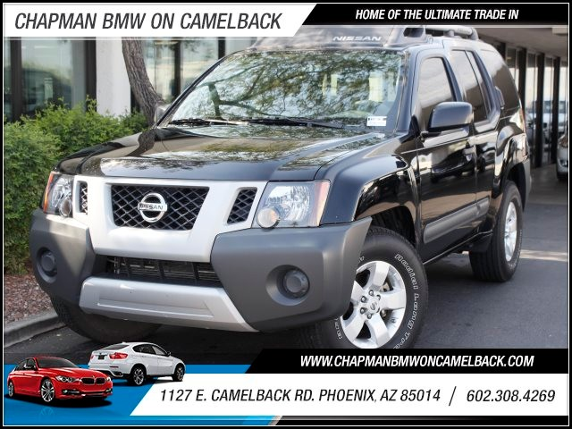 2012 Nissan Xterra S 28610 miles 1127 E Camelback BUY WITH CONFIDENCE Chapman BMW Used Ca