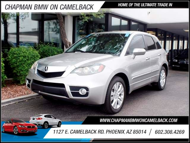 2011 Acura RDX 54153 miles 602 385-2286 1127 E Camelback HOME OF THE ULTIMATE TRADE IN