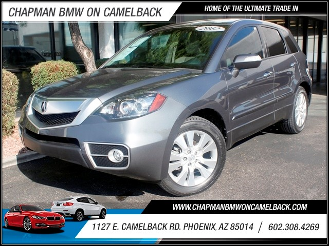 2012 Acura RDX 30468 miles 1127 E Camelback BUY WITH CONFIDENCE Chapman BMW is located at