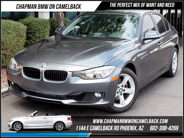 2012 BMW 3-Series Sdn 328i PremTech Pkg Nav 21112 miles 1144 E Camelback Summer is here and the