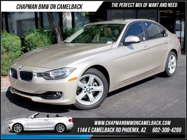 2013 BMW 3-Series Sdn 328i Prem Pkg 19143 miles 1144 E Camelback The BMW Certified Edge Sales Ev