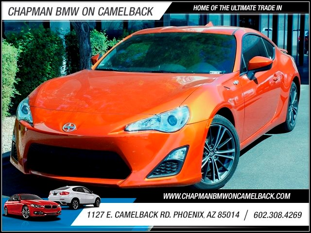 2013 Scion FR-S 3348 miles 1127 E Camelback BUY WITH CONFIDENCE Chapman BMW is located at