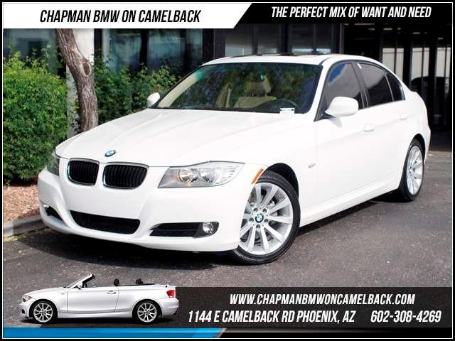 2011 BMW 3-Series Sdn 328i PremValu Pkg 45173 miles 1144 E CamelbackMarch Madness Sales Even