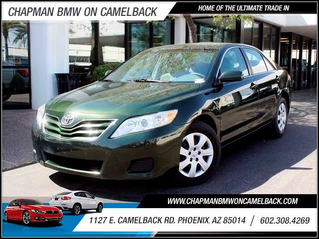 2010 Toyota Camry LE 71654 miles 602 385-2286 1127 E Camelback HOME OF THE ULTIMATE TRADE IN