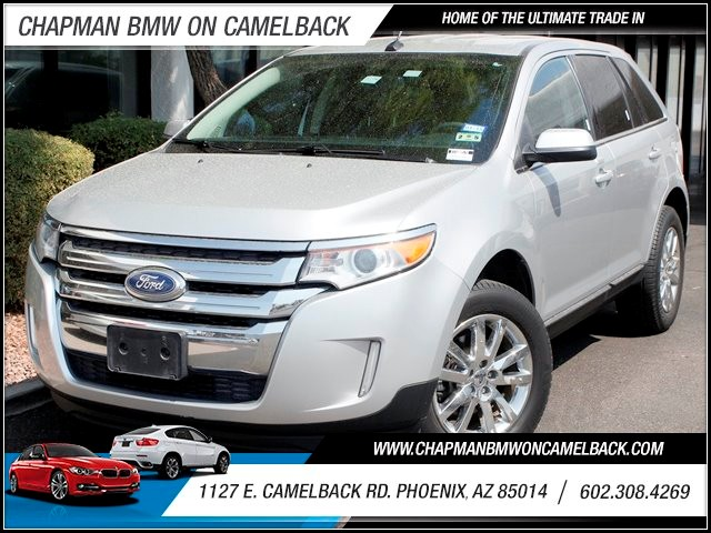 2011 Ford Edge Limited 53505 miles 1127 E Camelback BUY WITH CONFIDENCE Chapman BMW Used