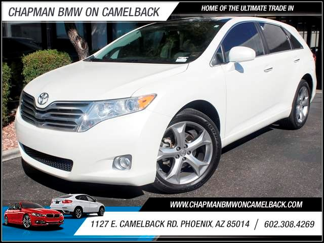 2009 Toyota Venza AWD 60478 miles 1127 E Camelback BUY WITH CONFIDENCE Chapman BMW is loc