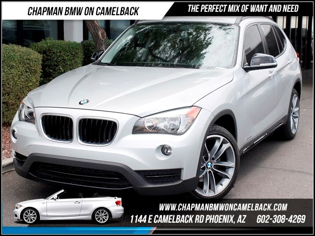 2013 BMW X1 sDrive28i Spt line 22694 miles 1144 E Camelback Summer is here and the deals are siz