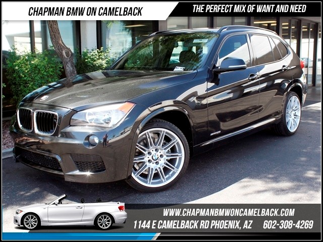 2013 BMW X1 sDrive28i PremM Sport Pkg 19928 miles 1144 E Camelback The BMW Certified Edge Sales