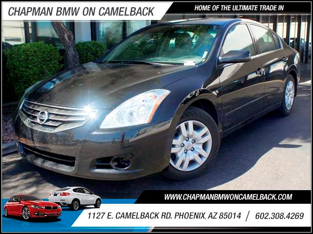 2011 Nissan Altima 25 S 47935 miles 1127 E Camelback BUY WITH CONFIDENCE Chapman BMW is