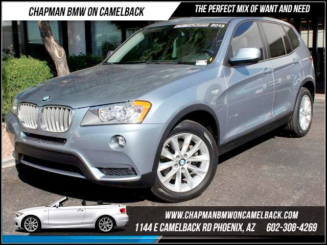 2013 BMW X3 xDrive28i 18783 miles 1144 E Camelback The BMW Certified Edge Sales Event If you h