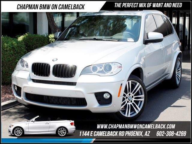 2012 BMW X5 xDrive35i M Spt Vent Seats Nav 42003 miles 1144 E Camelback Summer is here and the d